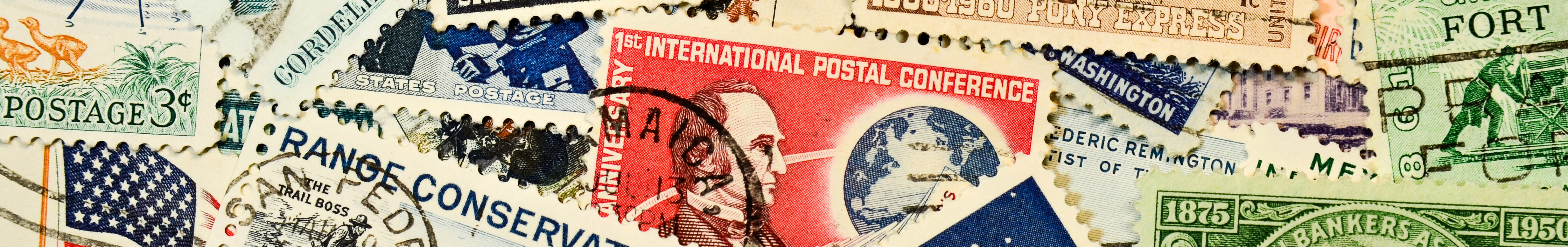 Postcard Stamps